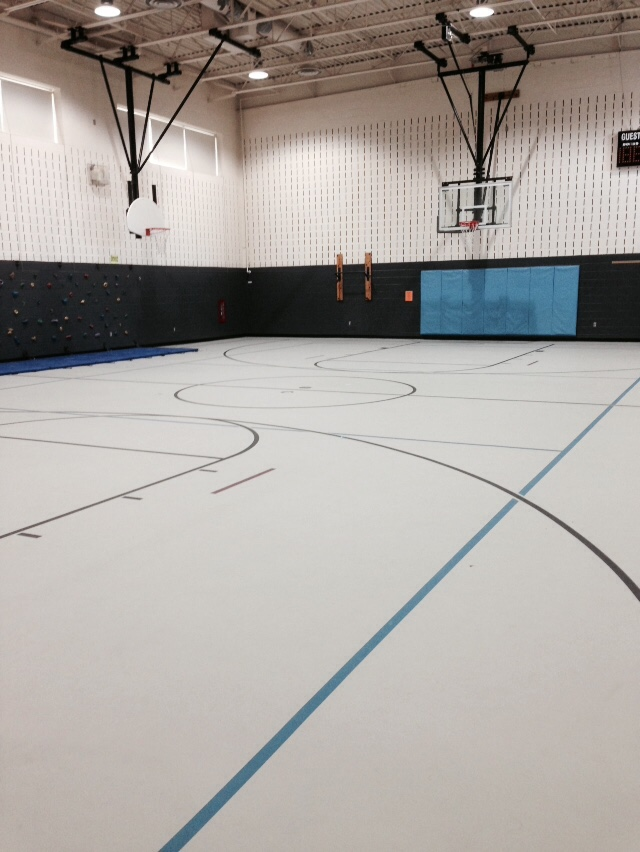 Mathusek Sports Flooring Basketball