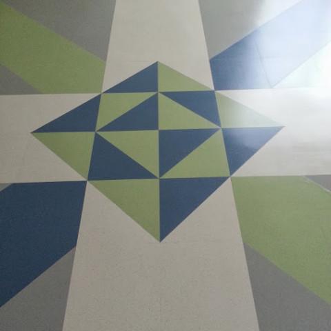 Complex Floor Shapes
