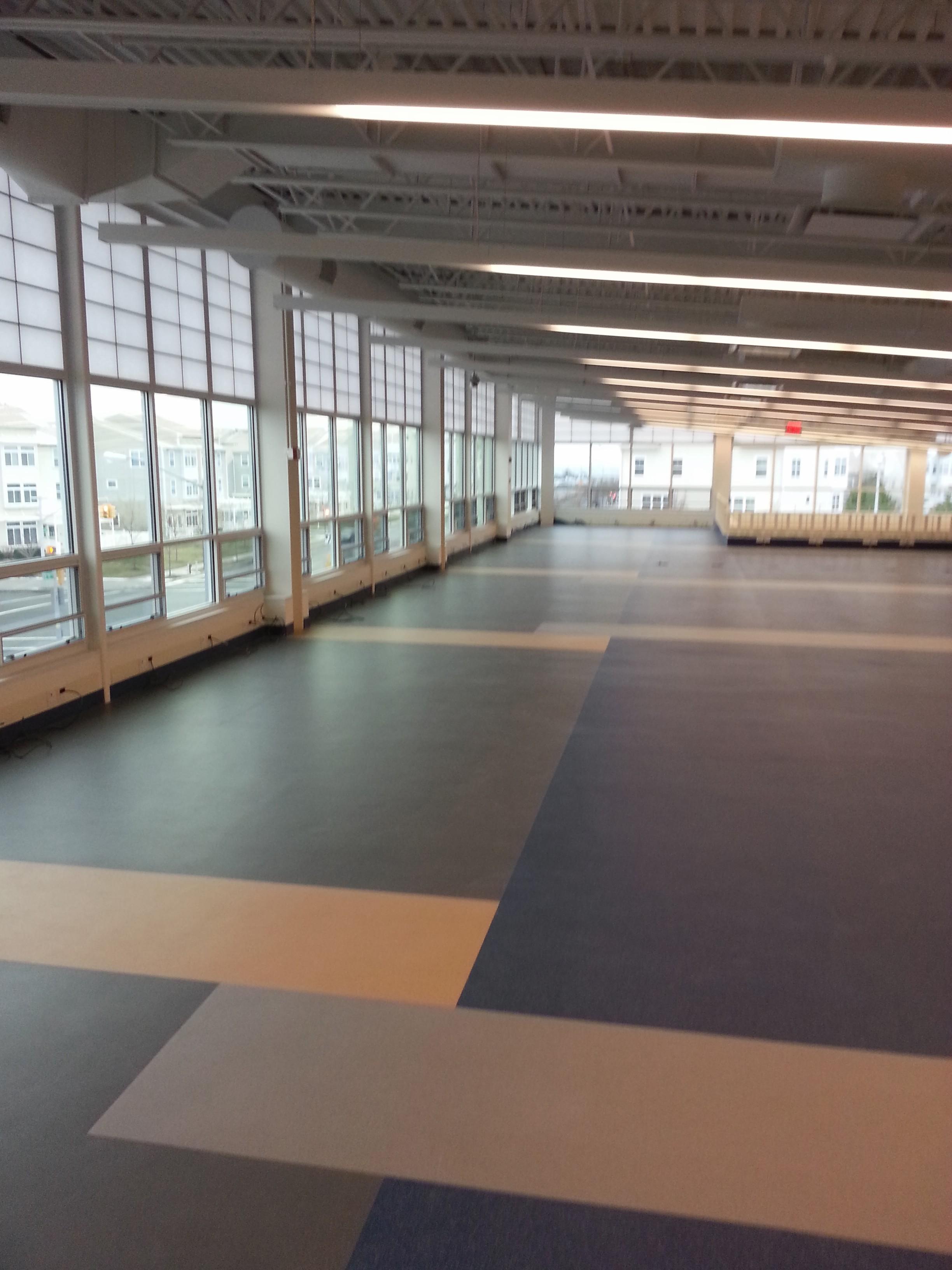 Big Space Flooring
