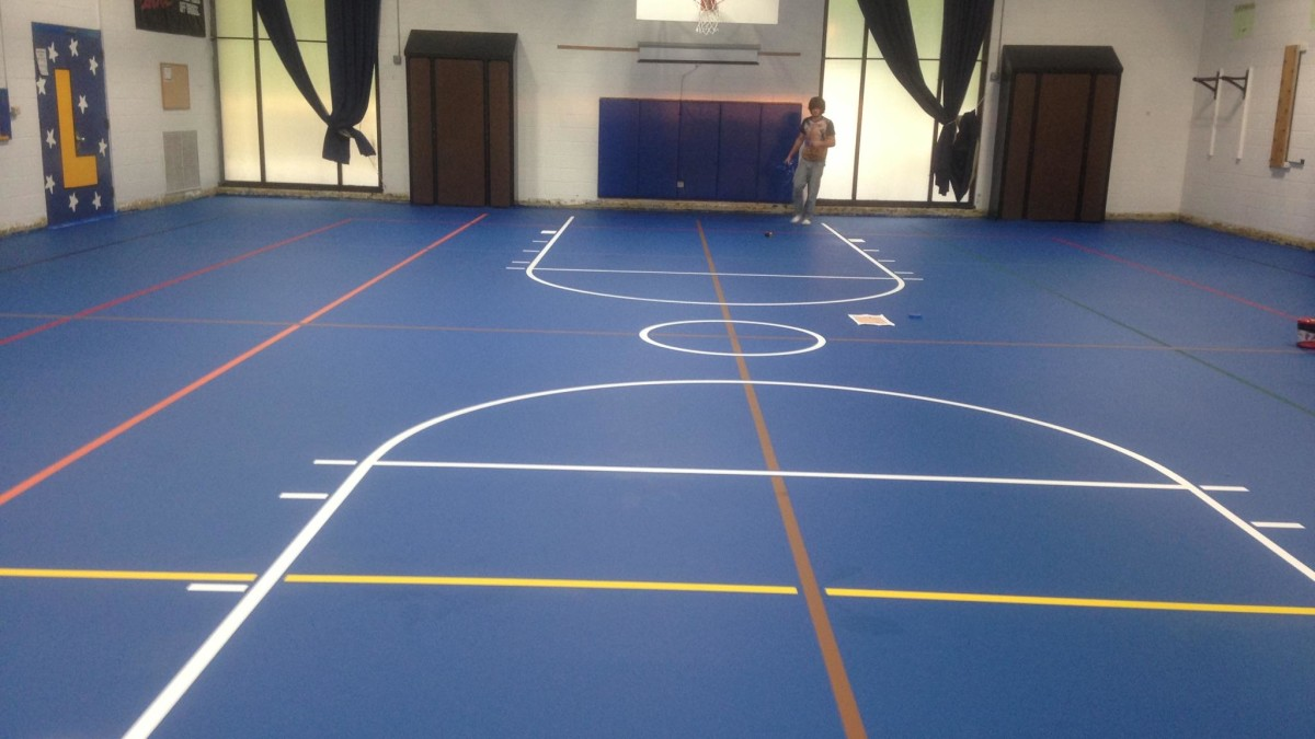 Herculan Mathusek Sport Commercial Flooring