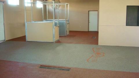 equestrian flooring system