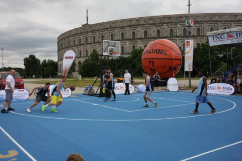 Achieve Peak Performance with HARO Rio Tennis and Basketball Court Installation