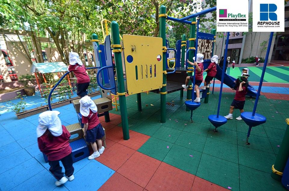 Rephouse Playflex Playground Equipmenta